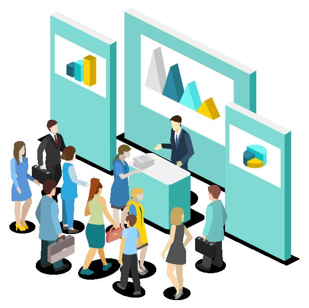 Organizzare un evento multimediale